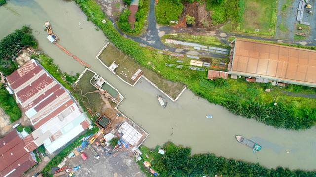 Toàn cảnh công trình chống ngập 10.000 tỷ đồng sắp hoàn thành sau 4 năm thi công ở Sài Gòn - Ảnh 35.