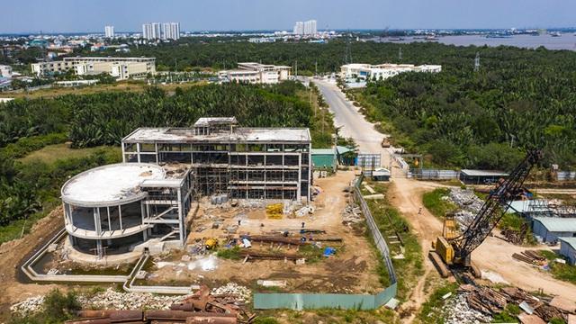 Toàn cảnh công trình chống ngập 10.000 tỷ đồng sắp hoàn thành sau 4 năm thi công ở Sài Gòn - Ảnh 36.