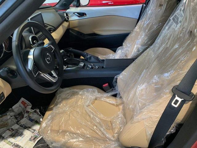 Xế độc Mazda MX-5 2020 chuẩn bị về Việt Nam: Giá ngang Mercedes C-Class, dẫn động cầu sau - Ảnh 5.