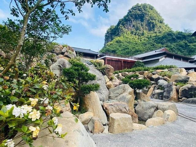 Quảng Ninh lại gây sốt với khu suối khoáng nóng đẹp như hoàng cung Nhật, giá vé không hề rẻ nhưng cực gây tò mò bởi khu tắm tiên có 1-0-2 - Ảnh 9.