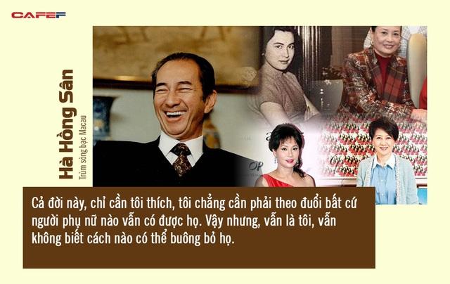Chuyện đời ly kỳ của 4 bóng hồng kề cận trùm sòng bạc Macau suốt 98 năm cuộc đời: Xuất thân khác biệt nhưng nhan sắc và tài năng đều có thừa - Ảnh 1.