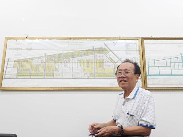 Khởi tố chủ tịch 80 tuổi của Công ty CP Phát triển nhà Ô Cấp  - Ảnh 1.