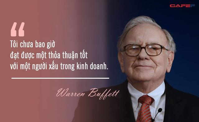 Quy tắc số 1 giúp Warren Buffett trở thành tỷ phú ai cũng ngưỡng mộ: Làm những gì bản thân cho là đúng và phù hợp!  - Ảnh 1.