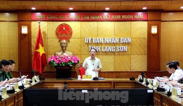 Nhiều cửa khẩu phụ ở Lạng Sơn vẫn chưa mở trở lại - Ảnh 1.