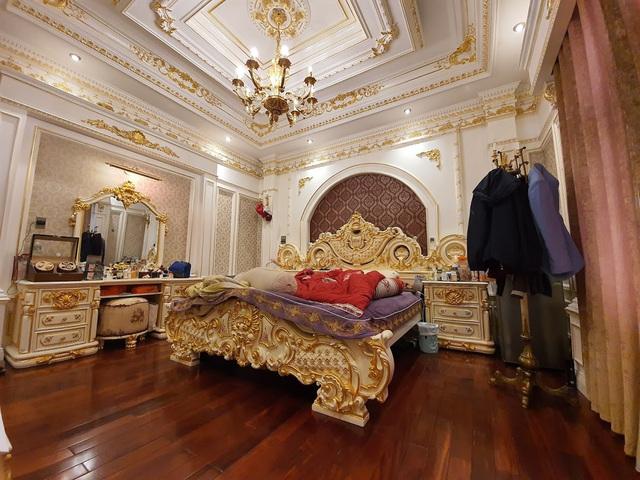 Sau biệt thự dát vàng mọi ngõ ngách, đại gia Hải Dương sắp ra mắt lâu đài 10 triệu USD - Ảnh 13.