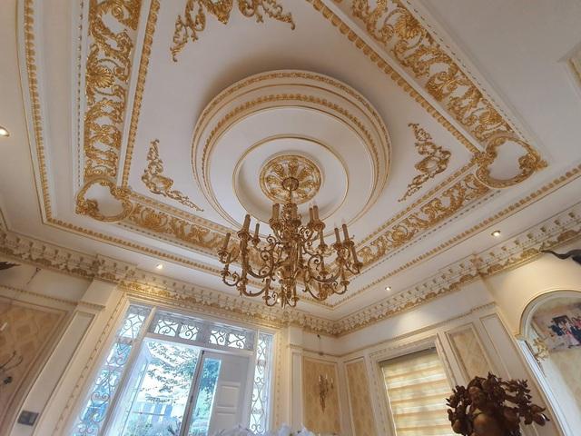 Sau biệt thự dát vàng mọi ngõ ngách, đại gia Hải Dương sắp ra mắt lâu đài 10 triệu USD - Ảnh 7.