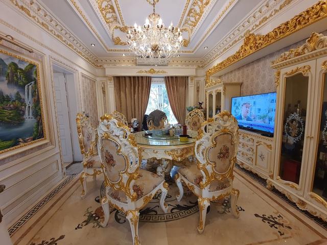Sau biệt thự dát vàng mọi ngõ ngách, đại gia Hải Dương sắp ra mắt lâu đài 10 triệu USD - Ảnh 8.