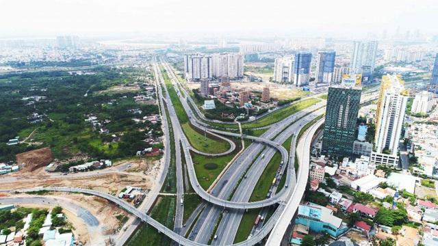 """Liệu giá nhà đất khu Đông Sài Gòn có biến động mạnh trước cú hích """"thành phố phía Đông""""? - Ảnh 1."""