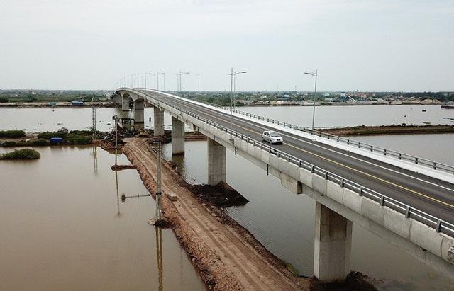 Thông xe cầu Thịnh Long hơn 1.100 tỉ đồng  - Ảnh 1.