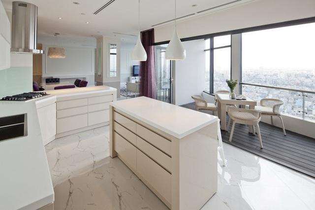 Căn hộ duplex sang trọng trên tầng cao - Ảnh 3.
