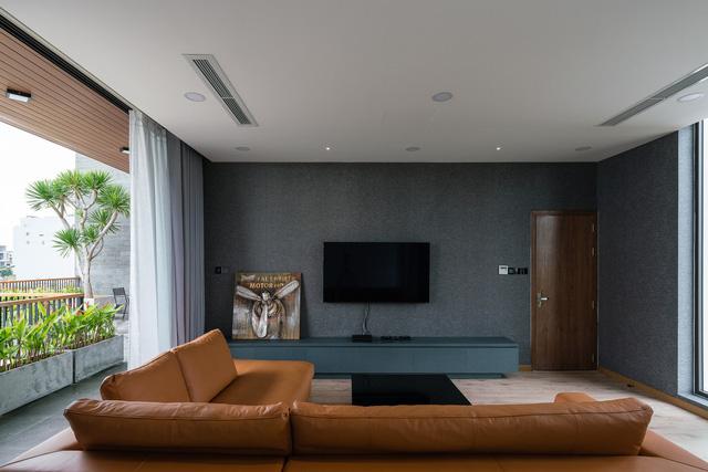 Căn biệt thự 4 tầng, rộng mênh mông ở Đà Nẵng - Ảnh 4.
