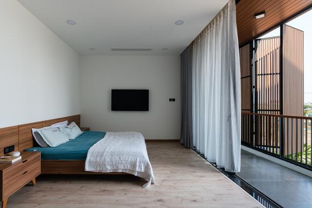 Căn biệt thự 4 tầng, rộng mênh mông ở Đà Nẵng - Ảnh 5.