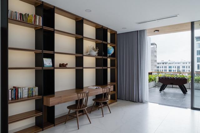 Căn biệt thự 4 tầng, rộng mênh mông ở Đà Nẵng - Ảnh 7.