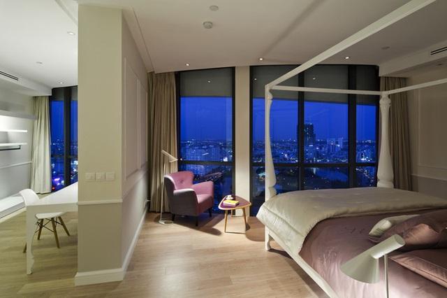 Căn hộ duplex sang trọng trên tầng cao - Ảnh 8.