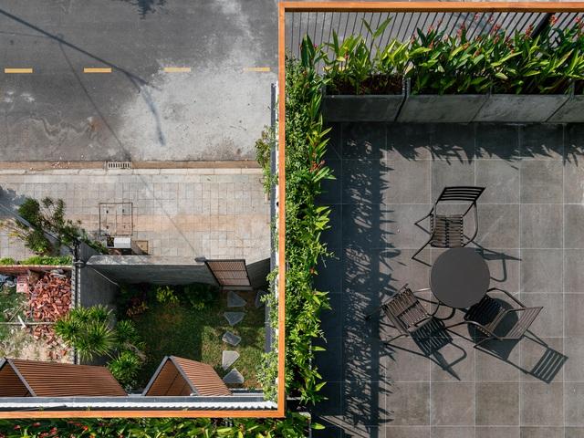 Căn biệt thự 4 tầng, rộng mênh mông ở Đà Nẵng - Ảnh 9.