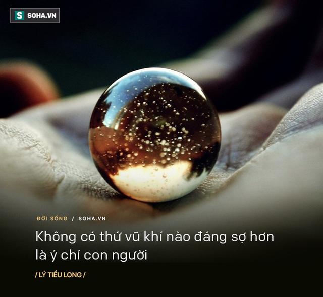 19 câu nói truyền cảm hứng tuyệt vời của Lý Tiểu Long: Để thành công rực rỡ hãy làm điều cuối cùng - Ảnh 2.