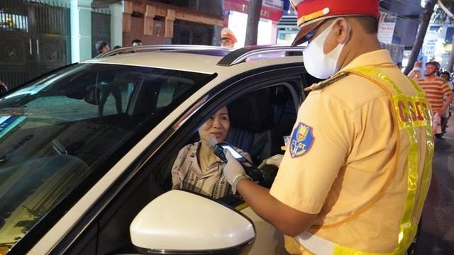 """CSGT chốt chặn 2 đêm liên tục ở Vũng Tàu, hàng loạt lái xe... """"ôm hận""""!  - Ảnh 1."""