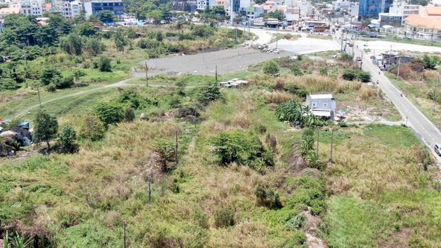 Cận cảnh khu đất 4,3ha ngoài ranh quy hoạch Thủ Thiêm người dân được hoán đổi - Ảnh 18.