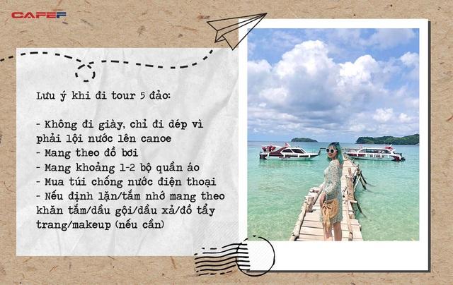 Vi vu khắp mọi ngóc ngách Phú Quốc chỉ với vỏn vẹn 5 triệu VNĐ: Chiêm ngưỡng vẻ đẹp của nơi ngắm hoàng hôn đẹp nhất Việt Nam - Ảnh 4.