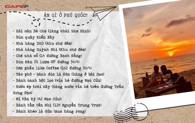 Vi vu khắp mọi ngóc ngách Phú Quốc chỉ với vỏn vẹn 5 triệu VNĐ: Chiêm ngưỡng vẻ đẹp của nơi ngắm hoàng hôn đẹp nhất Việt Nam - Ảnh 8.