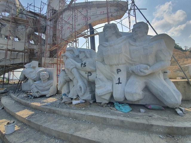 Cận cảnh tượng đài 14 tỉ đồng ở huyện nghèo miền núi Quảng Nam - Ảnh 5.