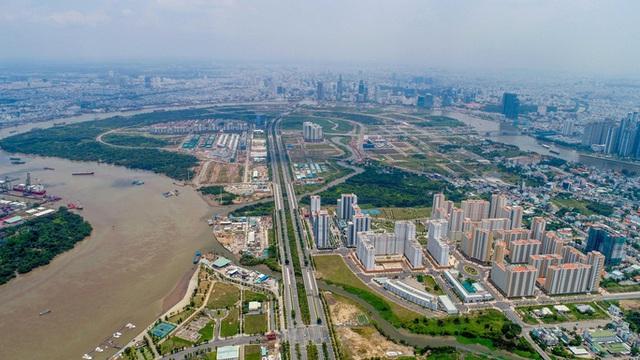 Động thái mới nhất của UBND TP HCM về Khu đô thị sáng tạo phía Đông - Ảnh 1.