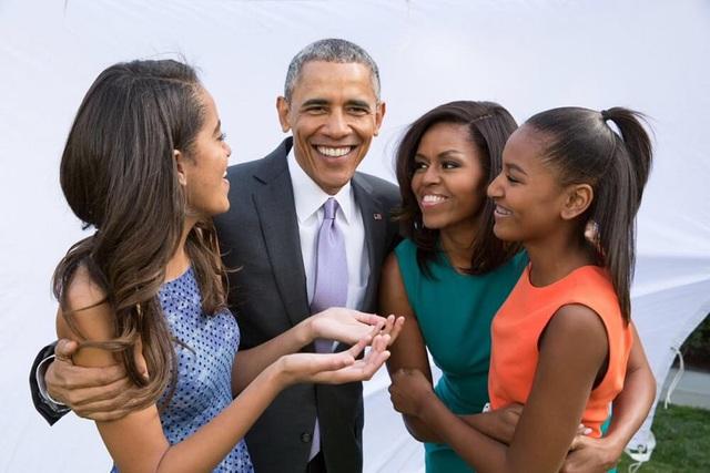 Yêu mình trước tiên - bài học dạy con gái đắt giá của vợ cựu tổng thống Mỹ khiến ai cũng muốn áp dụng ngay cho con - Ảnh 2.