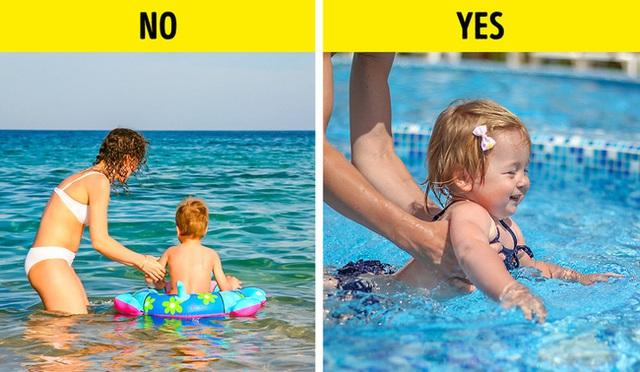 Dành cho những người thích bơi lội: Đọc ngay để biết chỗ nào không nên bơi, làm sao tránh nhiễm trùng, viêm tai sau khi bơi - Ảnh 5.