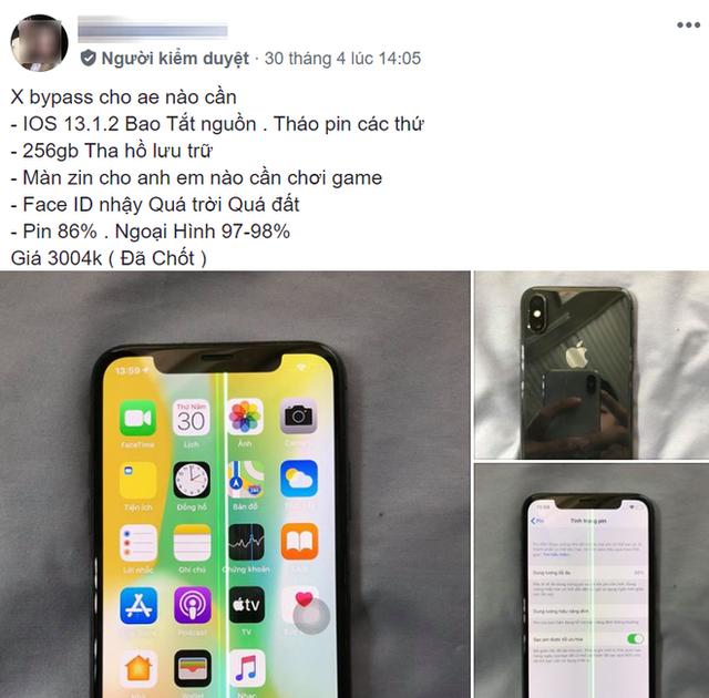 iPhone X và iPhone XS rao bán với giá ngang dòng bình dân, có nên mua? - Ảnh 1.