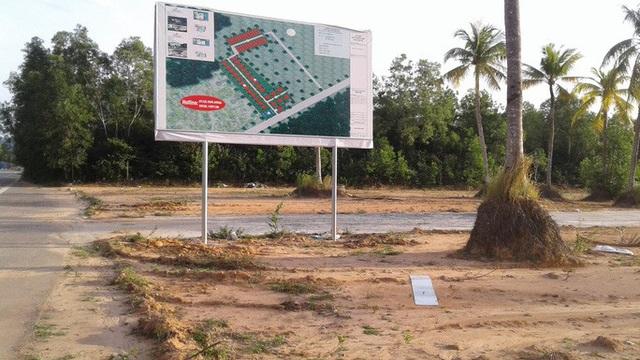 Hàng loạt vi phạm về đất đai ở Phú Quốc - Ảnh 1.