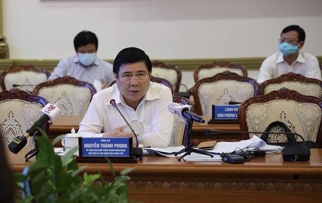 Ông Nguyễn Thiện Nhân: Ngăn chặn doanh nghiệp phá sản do dịch COVID-19 - Ảnh 1.