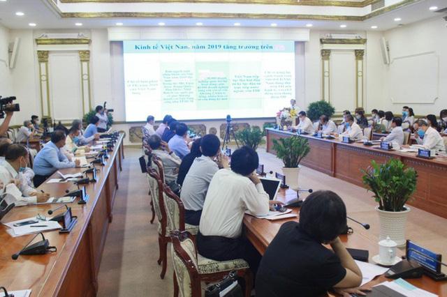 Ông Nguyễn Thiện Nhân: Ngăn chặn doanh nghiệp phá sản do dịch COVID-19 - Ảnh 6.
