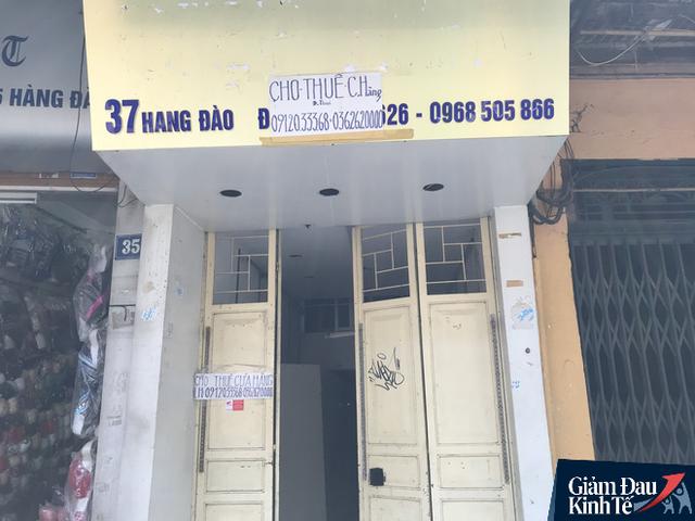 Chuyện lạ tại Hà Nội: Hàng loạt đất vàng ế khách, không người thuê - Ảnh 7.