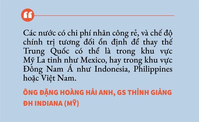 Khi nhà máy Mỹ rời bỏ Trung Quốc: Liệu Mexico có trở thành đối thủ cạnh tranh lớn của Việt Nam? - Ảnh 2.