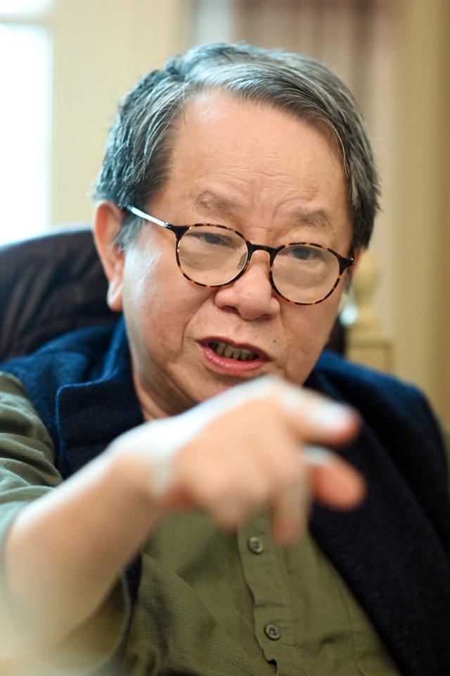 Nhà nghiên cứu Nguyễn Trần Bạt: Chúng ta sẽ thấy sự sáng tạo của nhân loại vĩ đại như thế nào khi con người tìm cách thoát ra khỏi sự chết chóc! - Ảnh 7.