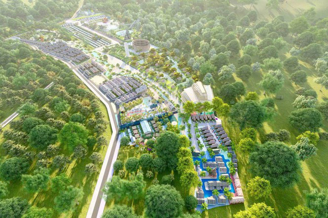 Lập đoàn kiểm tra dự án bán đất nền kiểu Alibaba ở Bà Rịa-Vũng Tàu - Ảnh 1.