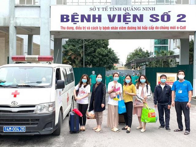 Quảng Ninh thiết lập thêm 1 bệnh viện dã chiến điều trị bệnh nhân COVID-19 - Ảnh 1.  Quảng Ninh thiết lập thêm 1 bệnh viện dã chiến điều trị bệnh nhân COVID-19 photo 1 15887551086321012817039