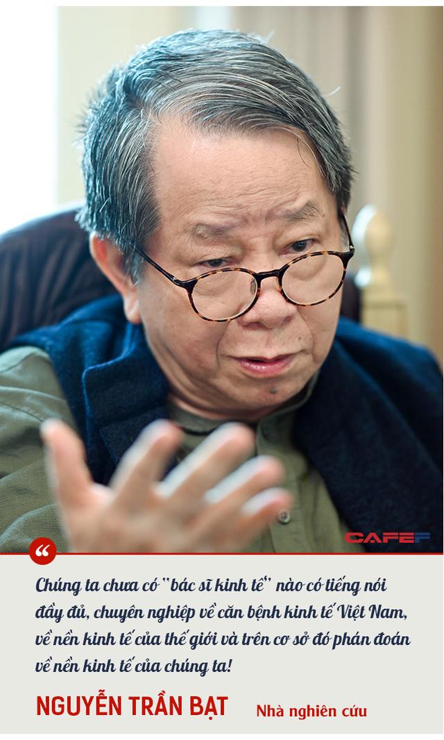 Nhà nghiên cứu Nguyễn Trần Bạt: Chúng ta sẽ thấy sự sáng tạo của nhân loại vĩ đại như thế nào khi con người tìm cách thoát ra khỏi sự chết chóc! - Ảnh 2.
