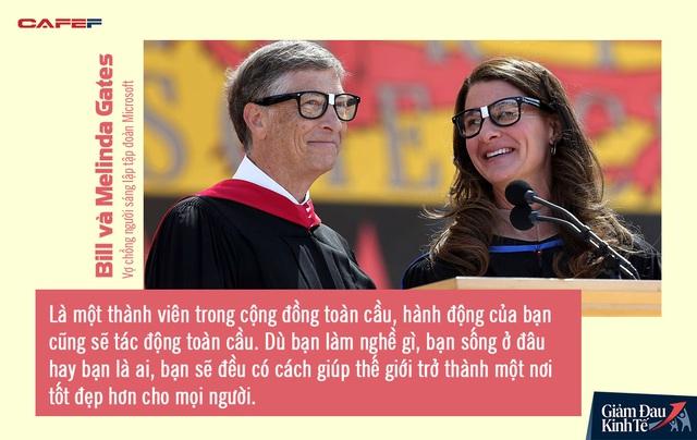 Lời nhắn nhủ từ vợ chồng Bill Gates tới các sinh viên tốt nghiệp năm 2020: Thời điểm này không hề dễ dàng, nhưng các bạn sẽ vượt qua và thay đổi thế giới - Ảnh 2.
