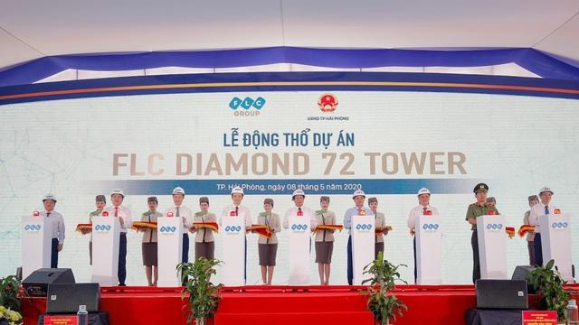 FLC xây tòa tháp 72 tầng, biểu tượng mới tại TP Hải Phòng - Ảnh 1.