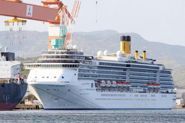 Ác mộng COVID-19 trên du thuyền Diamond Princess đang lặp lại ở Nhật Bản? - Ảnh 1.