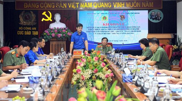 Ba Bí thư Đoàn Bộ Công an được bổ nhiệm Phó Giám đốc Công an tỉnh - Ảnh 3.