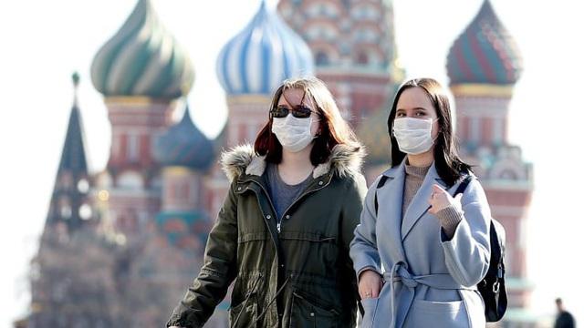 Covid-19: Thế giới vượt mốc 4 triệu ca mắc, Nga thành ổ dịch lớn thứ 5 - Ảnh 1.