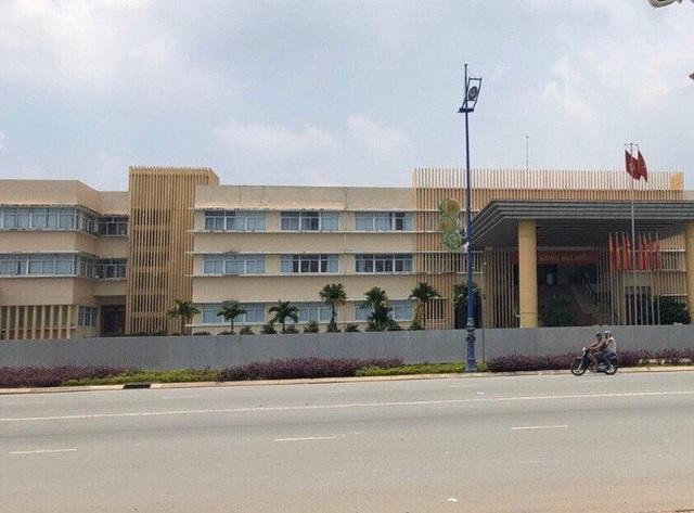 TPHCM: Nhiều vi phạm tại UBND huyện Bình Chánh  - Ảnh 1.