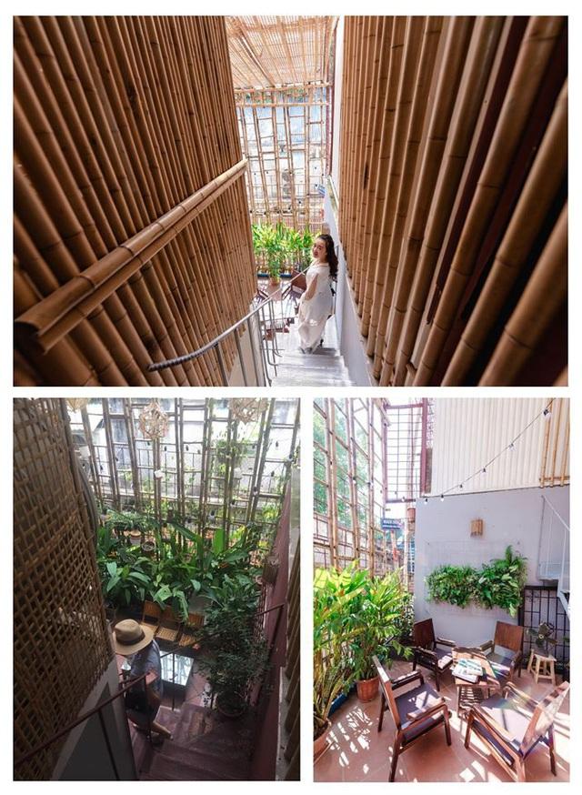Phù phép tầng tum của nhà ống cũ thành không gian sống tuyệt đẹp - Ảnh 5.