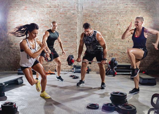 Không quan trọng bạn tập thể dục trong bao lâu, quan trọng là bạn đặt bao nhiêu quyết tâm ở đó - Ảnh 2.