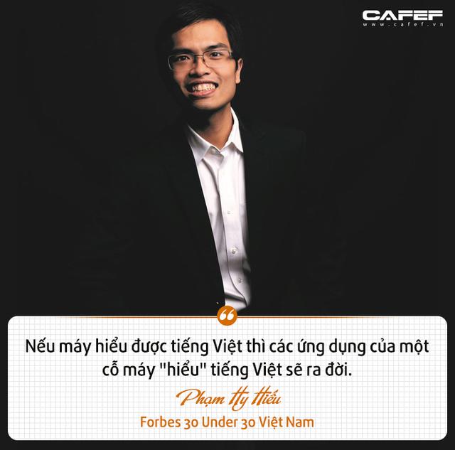 Forbes 30 Under 30 Việt Nam Phạm Hy Hiếu: Ai bảo thích chơi game, đọc ngôn tình, kiếm hiệp thì không thể làm được những điều quan trọng? - Ảnh 6.