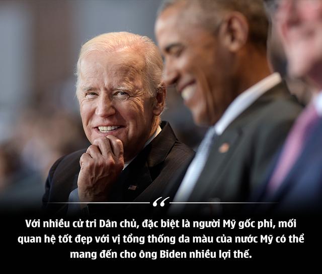 Chân dung Joe Biden, vị phó Tổng thống Mỹ phải bán nhà chữa bệnh cho con, thách thức quyền lực trùm tài phiệt New York trong Nhà Trắng - Ảnh 6.