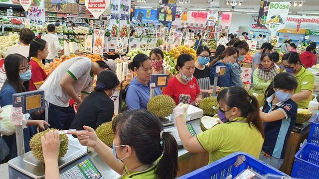 """Ma trận hoa quả hạ giá: Đi đâu mua sầu riêng, vải Lục Ngạn """"xịn"""" có giá 19.000 đồng/kg? - Ảnh 1."""