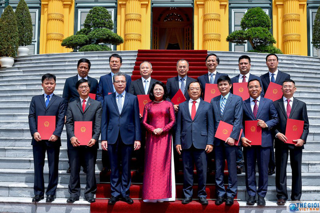 Chân dung 12 Đại sứ mới được Chủ tịch nước bổ nhiệm - Ảnh 14.